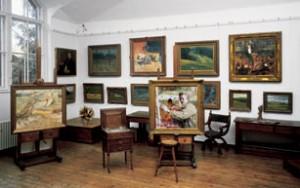 Robert-Sterl-Haus Atelier